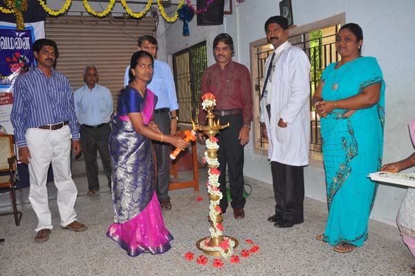 Madha Handicapped Higher Secondary School Principal