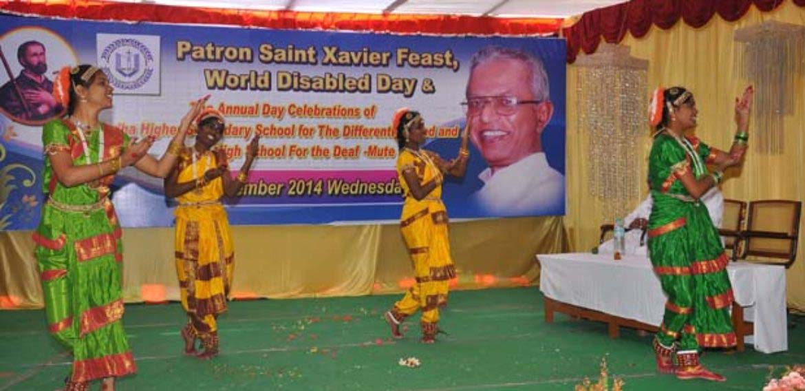 Patron Saint Feast & World Disabled Day