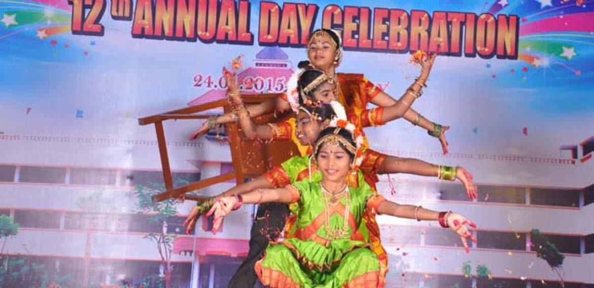 St.Antony's School Annual Day
