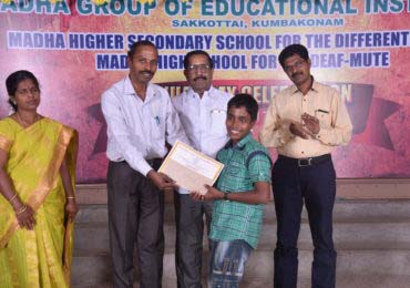 Achievements – Differrently Abled School