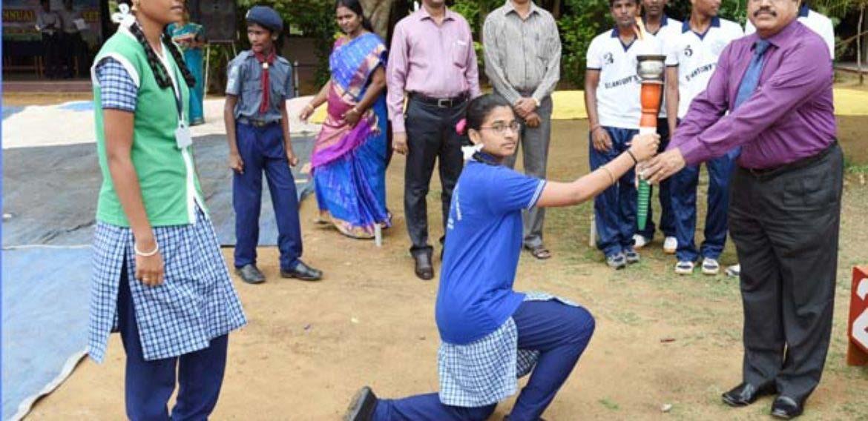 St.Antony's School -Sports Day