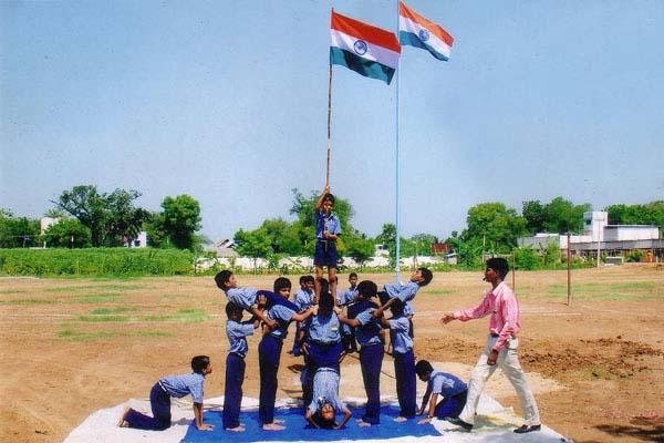 Flag Hoisting