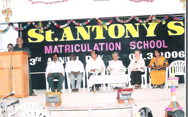 St.Antony's Annual Day Celebration