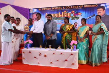St.Xavier School & College Of Nursing Annual Day On 23-06-2017