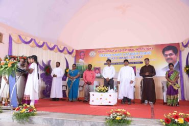 Madha Group of Educational Institution Father Feast